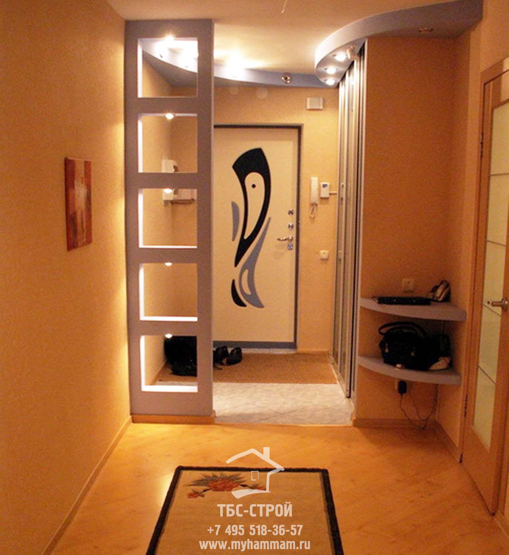 Прихожая в панельной пятиэтажке. дизайн прихожей в квартире .